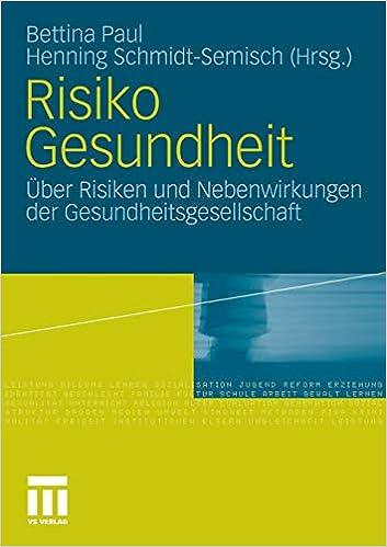 Ganztagsschule Chancen und Risiken für die Gesundheit (German Edition)