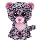 Ty Beanie Boos Leopard TASHA, Koala KACEY, and