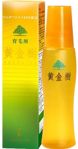 OGONJU  Hair Regrowth Treatment   Golden Tree Citrus Extract 120ml (Japan Import)