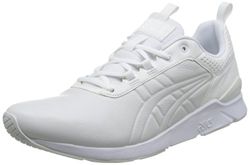 Asics Gel-Lyte Runner H7c4l-0101, Chaussures de Cross Mixte Adulte, Wei? White / White