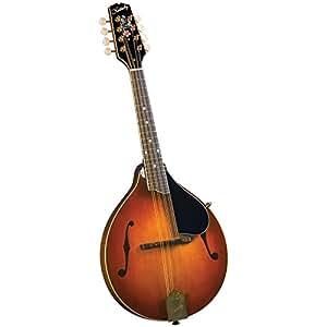 Kentucky KM-505 - Mandolina, diseño vintage