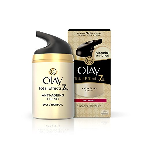 Olay Total Effects 7 in 1 Anti Aging Skin Cream/Moisturizer, Normal, 50g