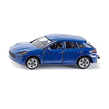 Siku 1452 Porsche Macan Turbo Diecast Model Toy