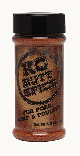 Price comparison product image KC Butt Spice BBQ Rub - 6.2 OZ