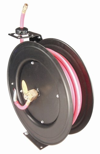 Astro 3688 3/8-Inch by 50-Foot Deluxe Hose Reel, Automatic Rewind by Astro Pneumatic Tool