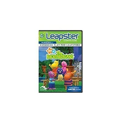 NEW Leapster Backyardigans Game (Toys): Toys & Games