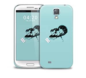 The Beetles Tape Samsung Galaxy S4 GS4 protective phone case
