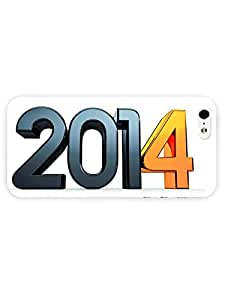 iPhone 5&5S case - Holiday - Happy New Year 201413 3D Full Wrap for iPhone Case