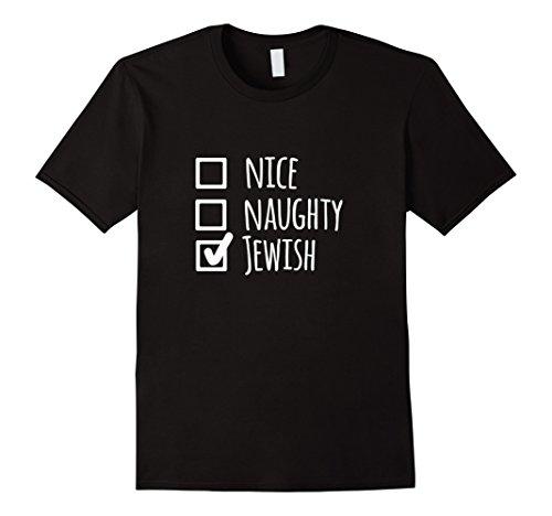 Funny Jewish Holiday T-Shirt On Christmas - Hanukkah Gift