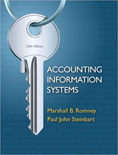 Free pdf accounting information systems, 12th edition for ipad.
