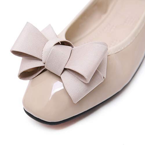 Ballet Ballet QFISH Albaricoque Mujer QFISH Mujer QFISH Albaricoque Mujer Albaricoque Ballet QFISH nHnafq6z