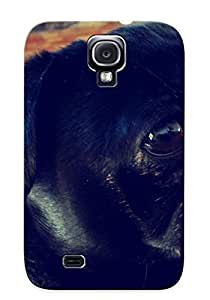Forever Collectibles Animals Dogs Hard Snap-on Galaxy S4 Case With Design Made As Christmas's Gift
