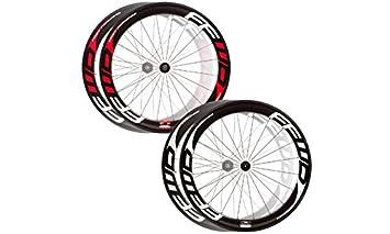 Ffwd F6R Full Carbon - con cable - Cubierta para ruedas (60 mm) (Black Edition) - 20H/24h - 726.f6rfccb00ss11: Amazon.es: Deportes y aire libre