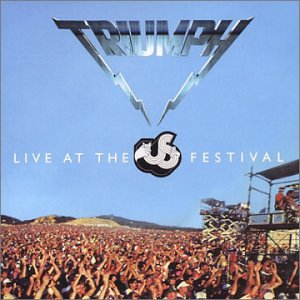 Live at US Festival Triumph product image