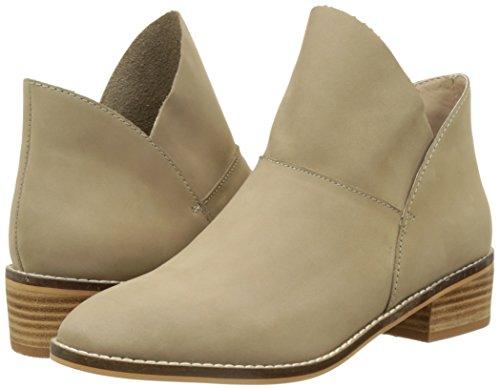 Stivaletti Grigio taupe London Donna Nubuck Leather 23 416 3176 Buffalo wfMOTAqaOP