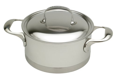 Demeyere Atlantis 5.5 Quart Casserole with Lid