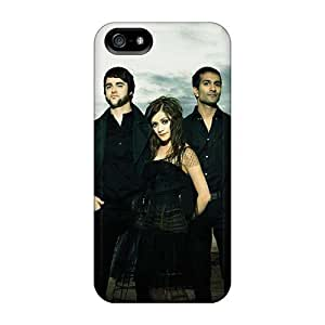 Apple Iphone 5/5s QsF1949MhRV Custom Attractive Breaking Benjamin Skin Best Cell-phone Hard Cover -casecover88