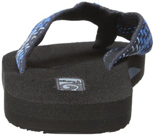 Teva Mens Mush II Sandal RRP £20 Tartan Blue