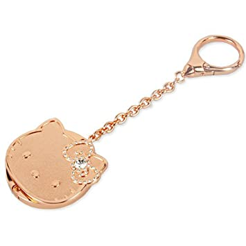 fad87348a03a Hello Kitty - Bag Hanger (Die-Cut Type) (Pink Gold)  Amazon.co.uk  Toys    Games