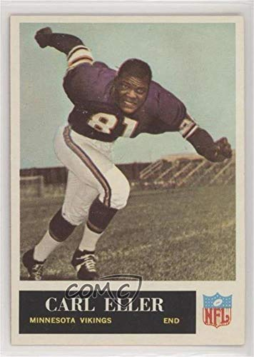Carl Eller (Football Card) 1965 Philadelphia - [Base] #105