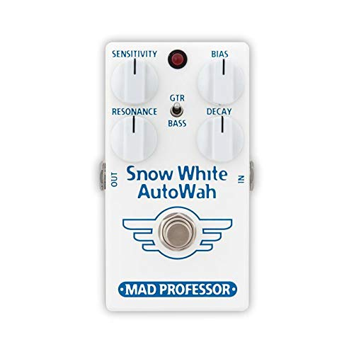 Mad Professor Snow White AutoWah Effect Pedal