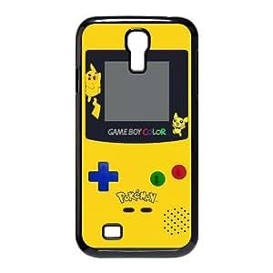 Anime Cartoon Pokemon Pikachu Gameboy Samsung Galaxy S4 I9500 Protective Case Cover