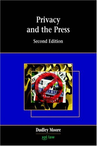 Privacy and the Press by XPL Publishing