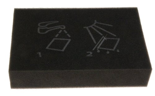 FILTRE MOUSSE CHEMINEE TORNADO 219341604