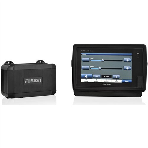 Fusion MS-BB100 Marine Black Box Entertainment System w//Bluetooth Wired Remote FUS-010-01517-01