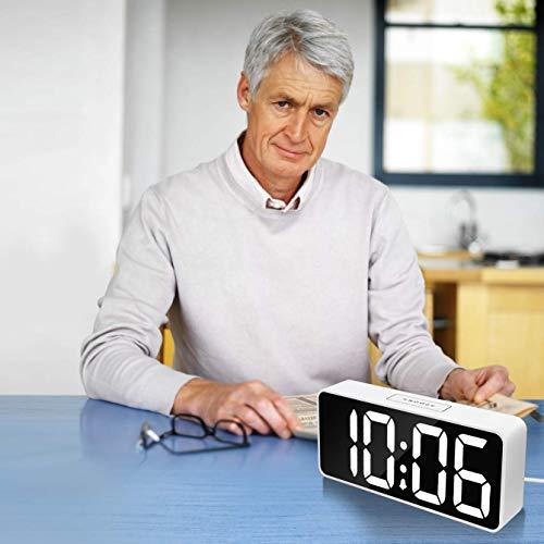 best clock radios for seniors