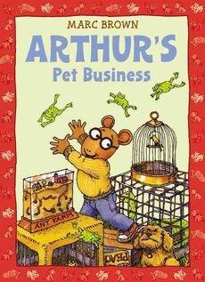 Read Online [(Arthur's Pet Business )] [Author: Marc Brown] [Aug-2008] ePub fb2 ebook