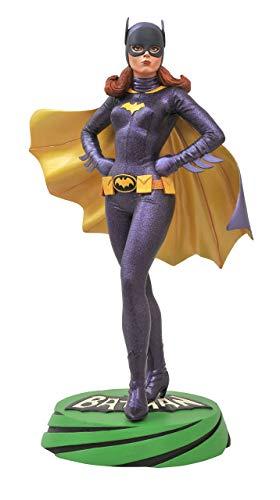 DIAMOND SELECT TOYS Batman Classic 1966 TV Series Premier Collection: Batgirl Resin Statue -