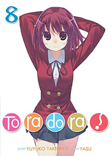 Book : Toradora! (Light Novel) Vol. 8Takemiya, Yuyuko
