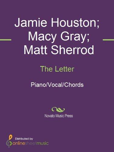 The Letter - Houston Macy