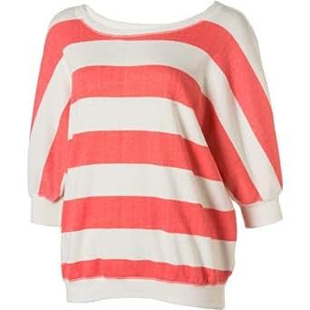 Billabong Just Believing Pullover Sweatshirt - Women's Coral Reef, S