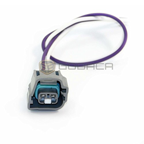 1x Connector 2-way for 90980-11255 with wire: