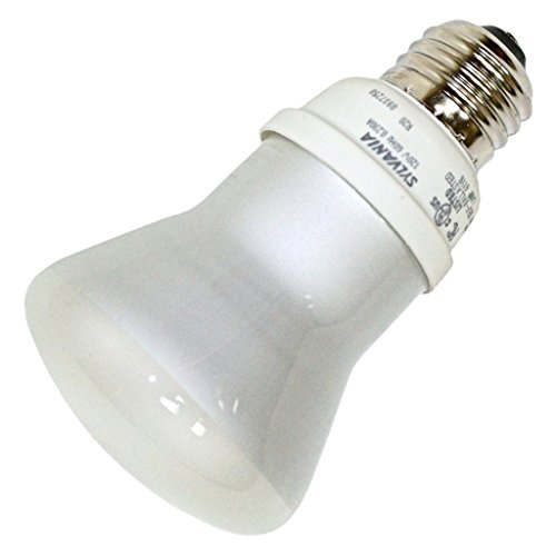 Sylvania Dimmable 14 Watt R20 CFL Flood Light Bulb, Mediu...