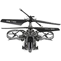 Gbell RC Helicopter Electric Toy Drone 3.5 Channelinfrared GHZ Crash Fighter for Kids Children Boys Girls