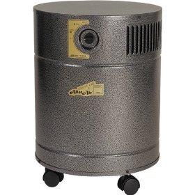 Allerair 5000 DS Exec Air Purifier - Tobacco Smoke Effects Neutralization - Exec Uv Hepa Air