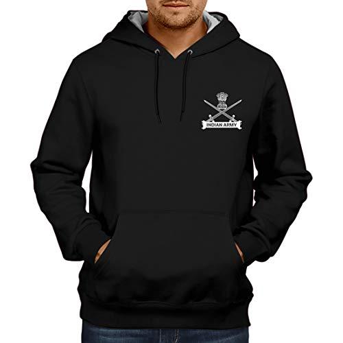 CUPIDSTORE Men's Cotton Hooded Sweatshirt