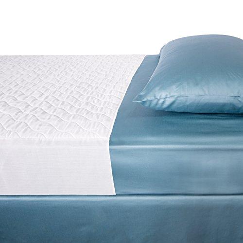Chummie Deluxe Extra Absorbent Waterproof Mattress Sheet