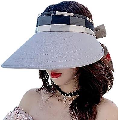49260f4e Sombreros Sombrero Para El Sol De Gran Tamaño Arco Visera Movimiento ...