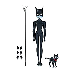 DC Collectibles The New Batman Adventures Catwoman Action Figure
