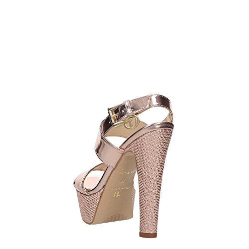 Trussardi Jeans 79S591 Sandalia Mujer OROROSA