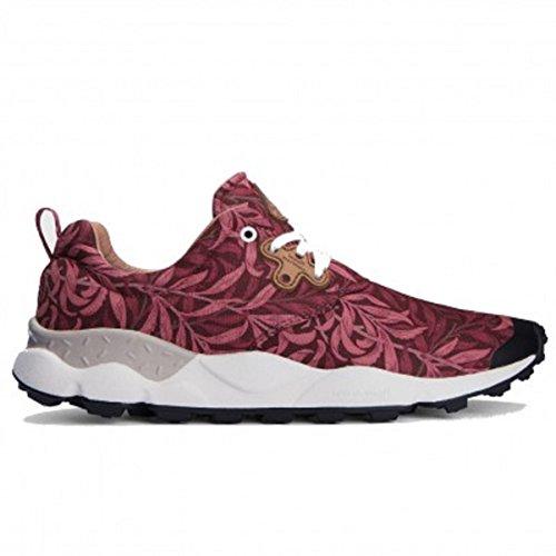 Blomst Fjell Kvinners Sneaker Pampas St Later Rosso Størrelse 40