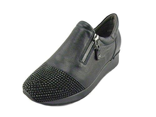 MELLUSO - Zapatillas de Material Sintético para mujer Negro negro