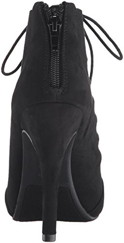 Platform Tahoe Sandal Black Fergalicious Women's Dress 7AqwU0a