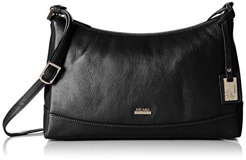Picard Women 8210929 Cross-Body Bag Black (Schwarz)