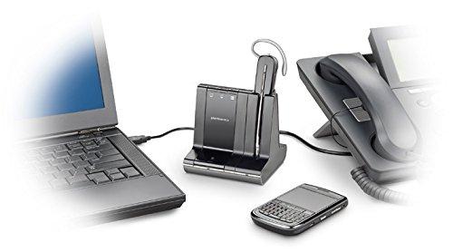Plantronics Savi 740 Wireless Headset System for Unified Communication by Plantronics (Image #3)