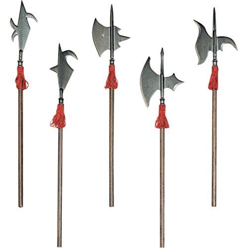 Armorvenue: Set of 5 Mini (Dark Knight Replica Costumes For Sale)
